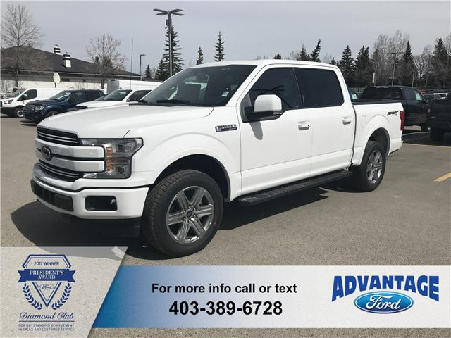 2019 Ford F-150  (Stk: K-1146) in Calgary - Image 1 of 5