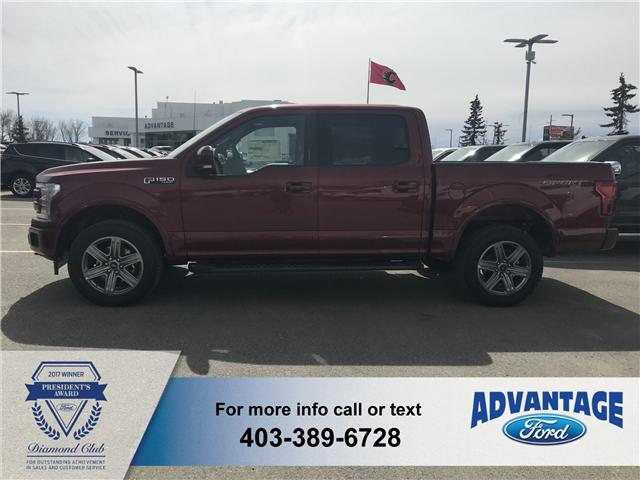 2019 Ford F-150  (Stk: K-1150) in Calgary - Image 2 of 5