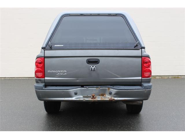 2008 Dodge Dakota SXT (Stk: D318156C) in Courtenay - Image 24 of 27