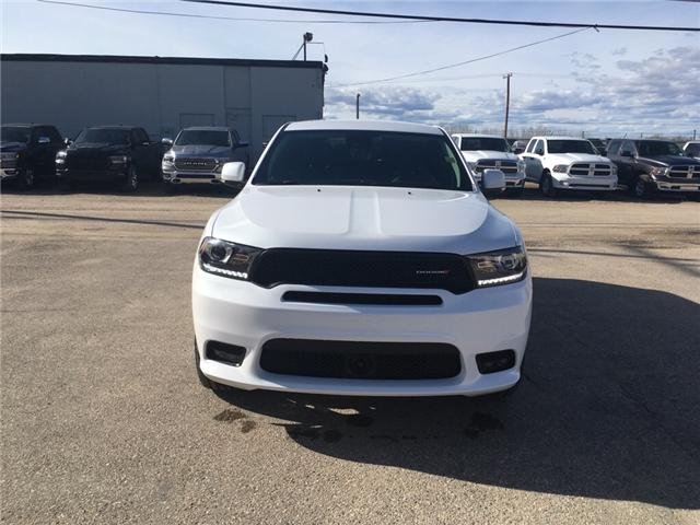 2019 Dodge Durango GT (Stk: T19-116) in Nipawin - Image 1 of 17