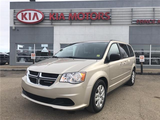 2014 Dodge Grand Caravan SE/SXT (Stk: B4083A) in Prince Albert - Image 1 of 16