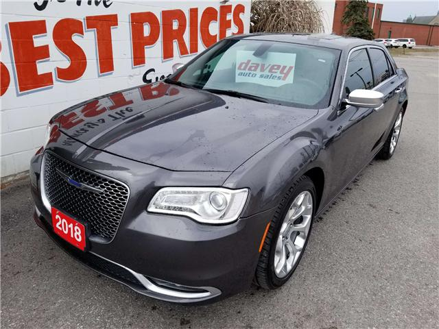 2018 Chrysler 300 C (Stk: 19-115A) in Oshawa - Image 1 of 18