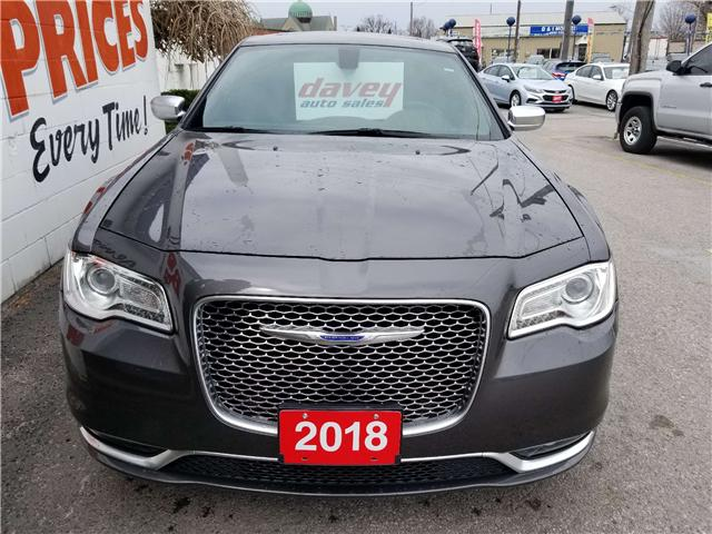 2018 Chrysler 300 C (Stk: 19-115A) in Oshawa - Image 2 of 18