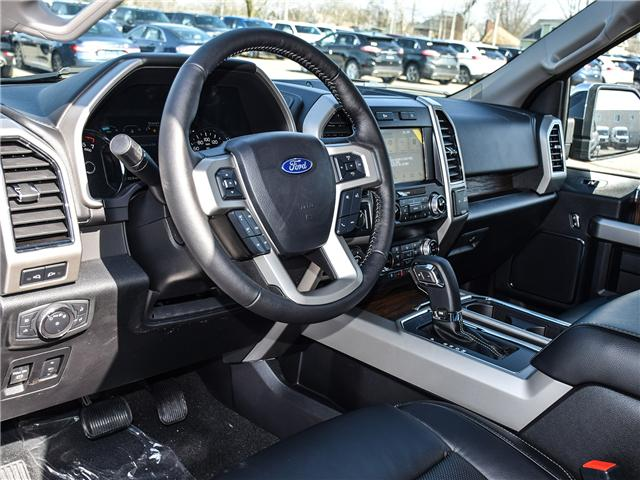 2019 Ford F-150 Lariat (Stk: 19F1457) in St. Catharines - Image 12 of 21