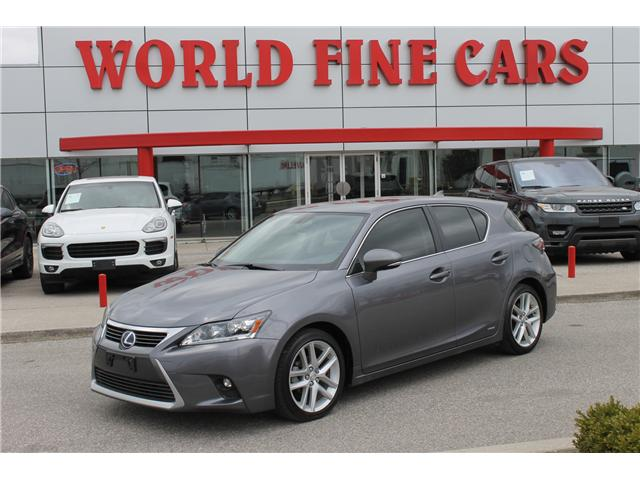2016 Lexus CT 200h Base (Stk: 16737) in Toronto - Image 1 of 20