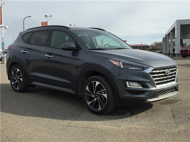 2019 Hyundai Tucson Ultimate (Stk: 39124) in Saskatoon - Image 1 of 27