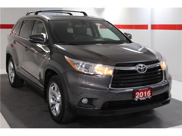 2016 Toyota Highlander Limited (Stk: 297911S) in Markham - Image 2 of 26