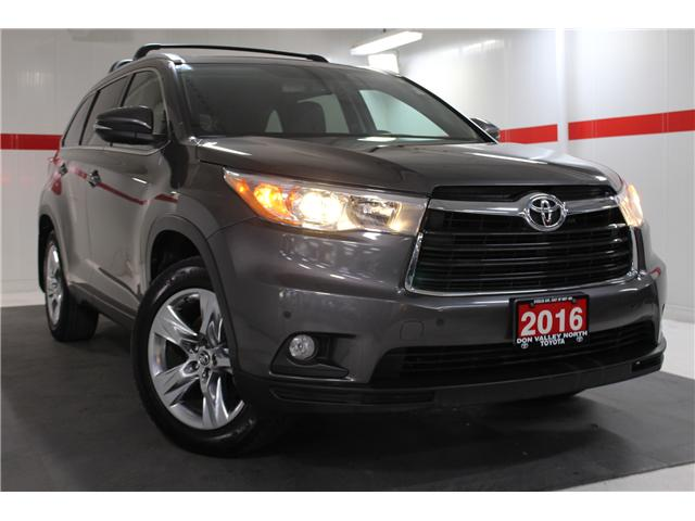 2016 Toyota Highlander Limited (Stk: 297911S) in Markham - Image 1 of 26