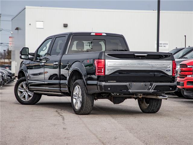 2017 Ford F-150 Platinum (Stk: 19EX395T) in  - Image 2 of 28