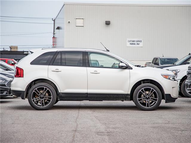 2014 Ford Edge SEL (Stk: 19MC233T) in  - Image 2 of 24