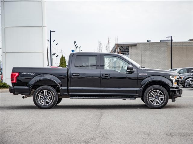 2017 Ford F-150 Lariat (Stk: 802696) in  - Image 2 of 26