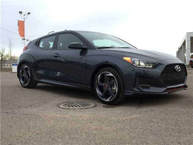 2019 Hyundai Veloster Turbo Tech (Stk: 39057) in Saskatoon - Image 1 of 28