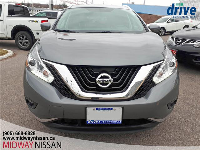 2018 Nissan Murano Platinum (Stk: U1655) in Whitby - Image 4 of 33