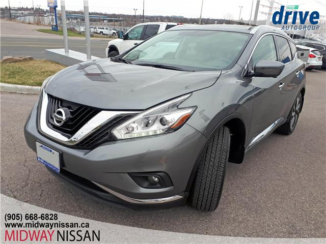 2018 Nissan Murano Platinum (Stk: U1655) in Whitby - Image 5 of 33