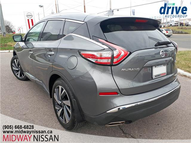 2018 Nissan Murano Platinum (Stk: U1655) in Whitby - Image 7 of 33