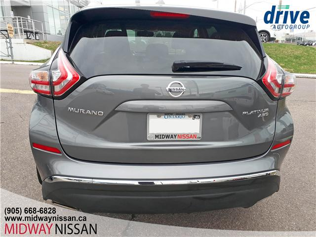2018 Nissan Murano Platinum (Stk: U1655) in Whitby - Image 8 of 33
