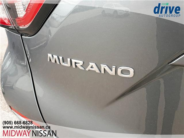 2018 Nissan Murano Platinum (Stk: U1655) in Whitby - Image 13 of 33