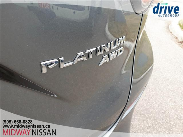 2018 Nissan Murano Platinum (Stk: U1655) in Whitby - Image 14 of 33