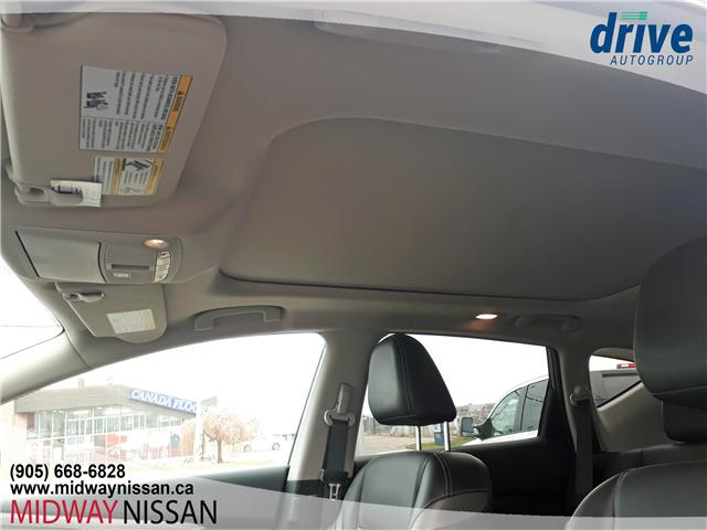 2018 Nissan Murano Platinum (Stk: U1655) in Whitby - Image 21 of 33