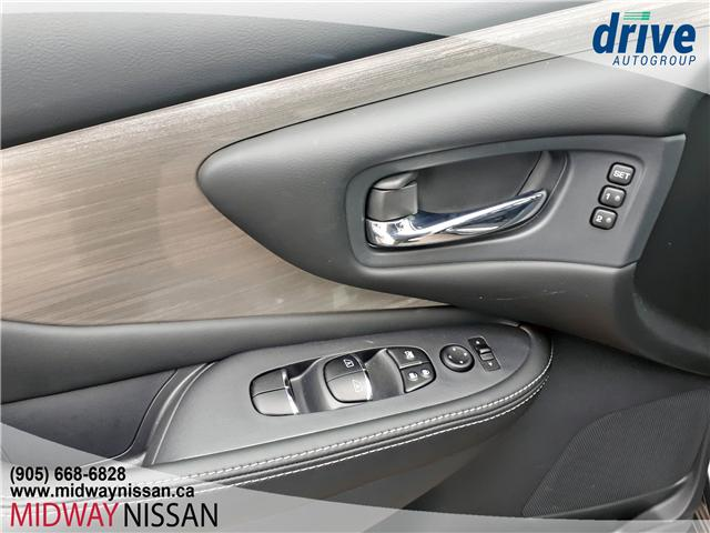 2018 Nissan Murano Platinum (Stk: U1655) in Whitby - Image 22 of 33
