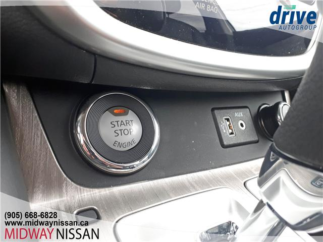 2018 Nissan Murano Platinum (Stk: U1655) in Whitby - Image 30 of 33