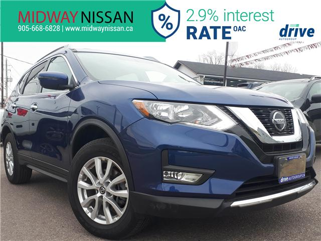 2018 Nissan Rogue SV (Stk: U1658) in Whitby - Image 1 of 32