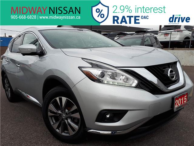 2015 Nissan Murano SL (Stk: U1666) in Whitby - Image 1 of 33
