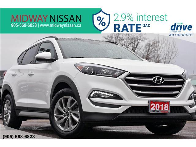 2018 Hyundai Tucson SE 2.0L KM8J3CA45JU725968 U1644R in Whitby
