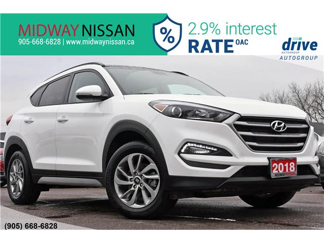 2018 Hyundai Tucson SE 2.0L (Stk: U1645R) in Whitby - Image 1 of 32