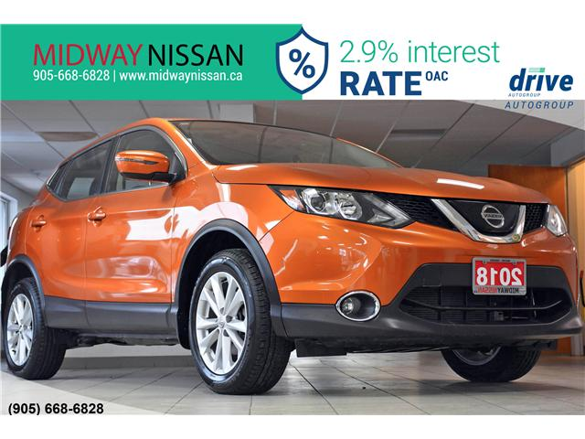 2018 Nissan Qashqai SV (Stk: U1596) in Whitby - Image 1 of 29