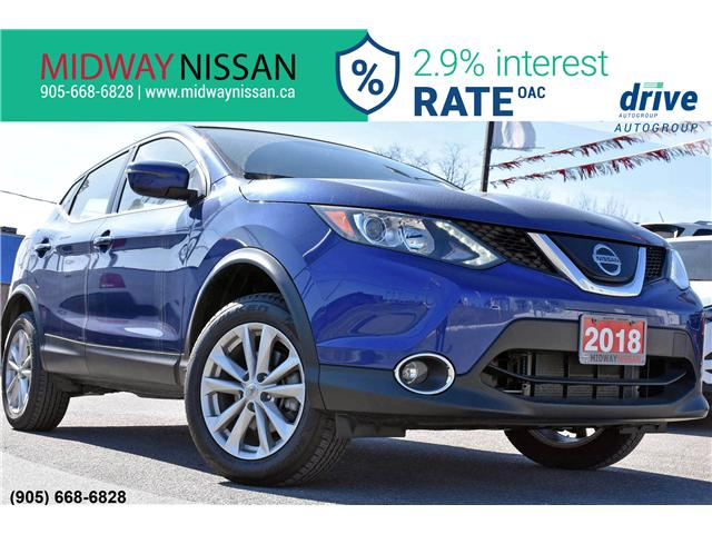 2018 Nissan Qashqai SV (Stk: U1597) in Whitby - Image 1 of 32