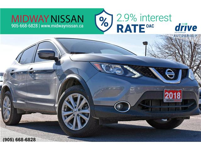 2018 Nissan Qashqai SV (Stk: KW319950A) in Whitby - Image 1 of 30