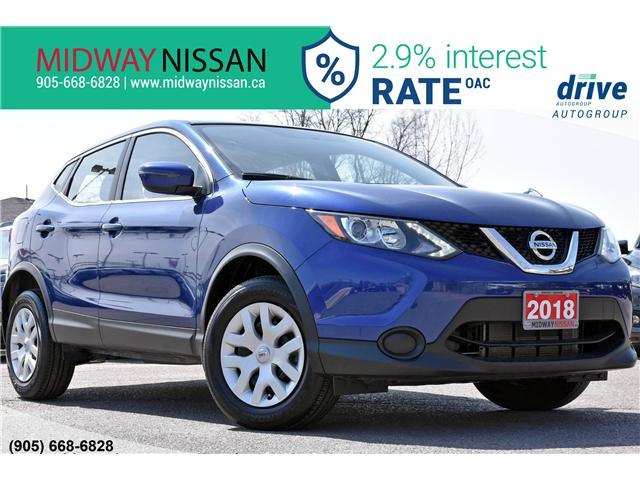 2018 Nissan Qashqai S (Stk: KC763523A) in Whitby - Image 1 of 27