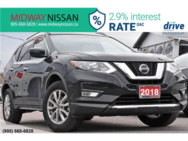 2018 Nissan Rogue SV (Stk: U1603R) in Whitby - Image 1 of 33