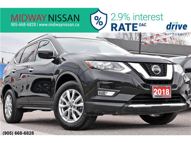 2018 Nissan Rogue SV (Stk: U1673R) in Whitby - Image 1 of 34