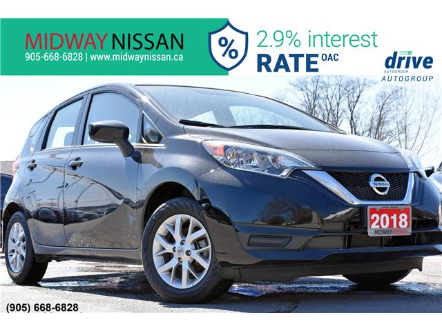 2018 Nissan Versa Note 1.6 SV (Stk: U1612R) in Whitby - Image 1 of 30
