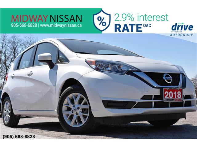 2018 Nissan Versa Note 1.6 SV (Stk: U1631R) in Whitby - Image 1 of 30