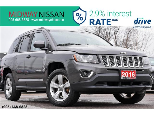 2016 Jeep Compass Sport/North (Stk: U1625) in Whitby - Image 1 of 28
