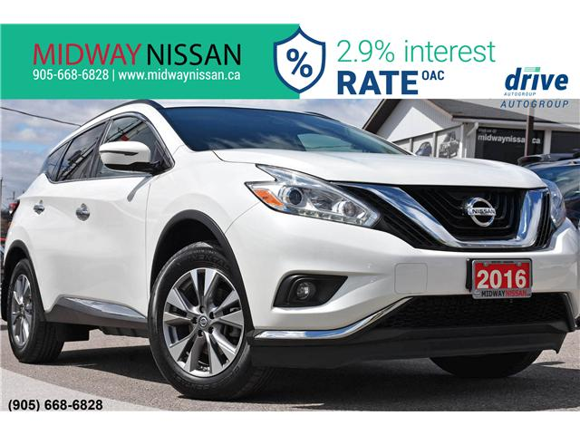 2016 Nissan Murano SV (Stk: KC789854B) in Whitby - Image 1 of 35
