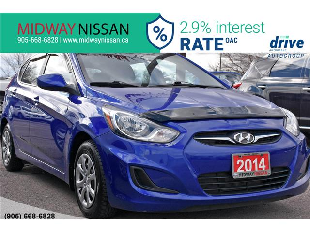 2014 Hyundai Accent GL (Stk: KC713086A) in Whitby - Image 1 of 27