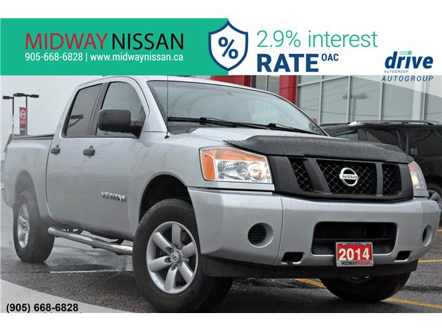 2014 Nissan Titan S (Stk: U1499) in Whitby - Image 1 of 27
