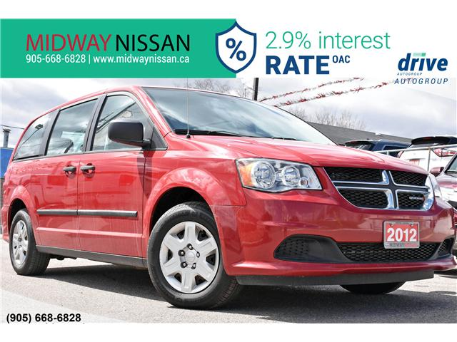 2012 Dodge Grand Caravan SE/SXT (Stk: JN195215B) in Whitby - Image 1 of 27