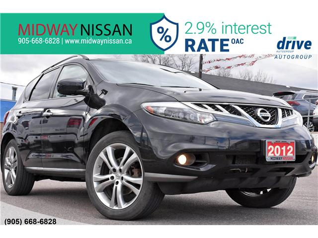 2012 Nissan Murano LE (Stk: KN110138A) in Whitby - Image 1 of 36