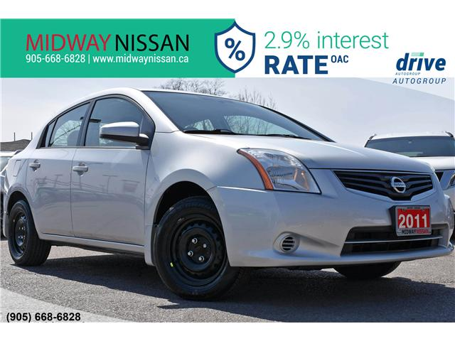 2011 Nissan Sentra 2.0 (Stk: U1640A) in Whitby - Image 1 of 22