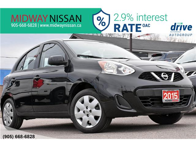 2015 Nissan Micra SV (Stk: U1650) in Whitby - Image 1 of 29
