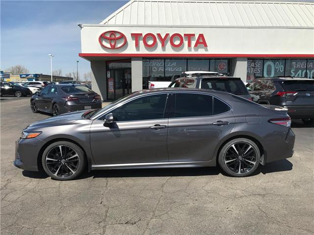 2018 Toyota Camry  (Stk: 1905911) in Cambridge - Image 1 of 14