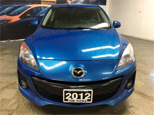 2012 Mazda Mazda3 GS-SKY (Stk: 640293) in NORTH BAY - Image 2 of 25