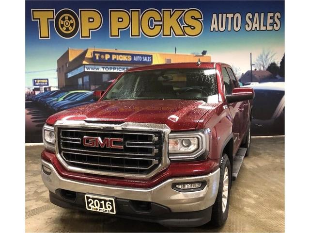 2016 GMC Sierra 1500 SLE (Stk: 428565) in NORTH BAY - Image 1 of 29