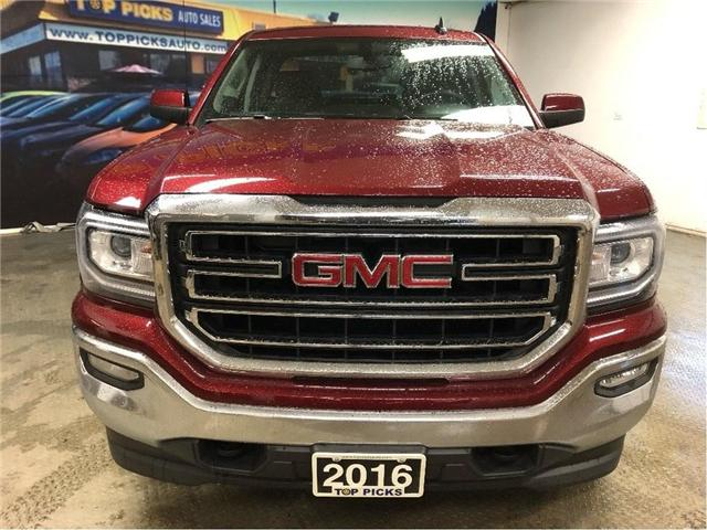 2016 GMC Sierra 1500 SLE (Stk: 428565) in NORTH BAY - Image 2 of 29