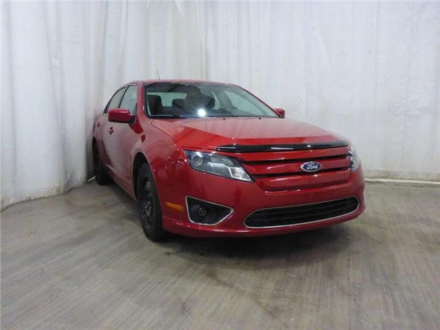 2012 Ford Fusion SEL (Stk: 19030930) in Calgary - Image 1 of 27